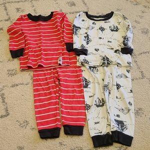 Carters Boys Pajamas